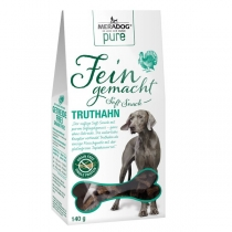 pure Fein gemacht Soft Snacks Turkey